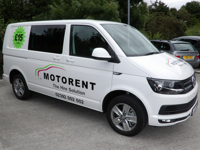 Volkswagen Transporter Car Hire Deals