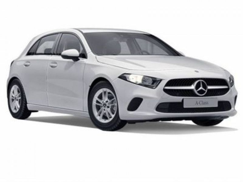Mercedes A-Class Car Hire Deals