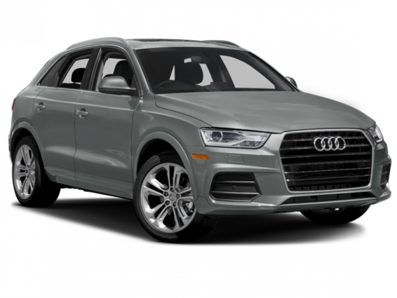 Audi Q3 Quattro 4x4 Car Hire Deals