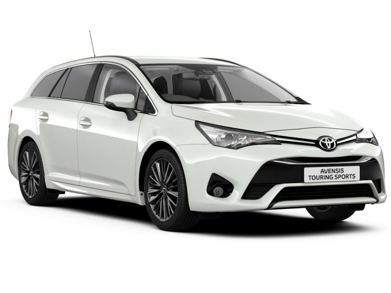 Toyota Avensis Estate Car Hire Deals