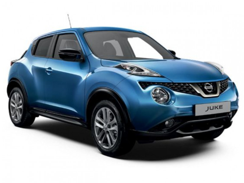 Nissan Juke AUTOMATIC Car Hire Deals