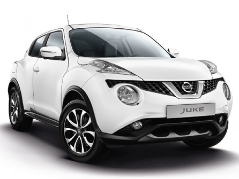 Nissan Juke Car Hire Deals