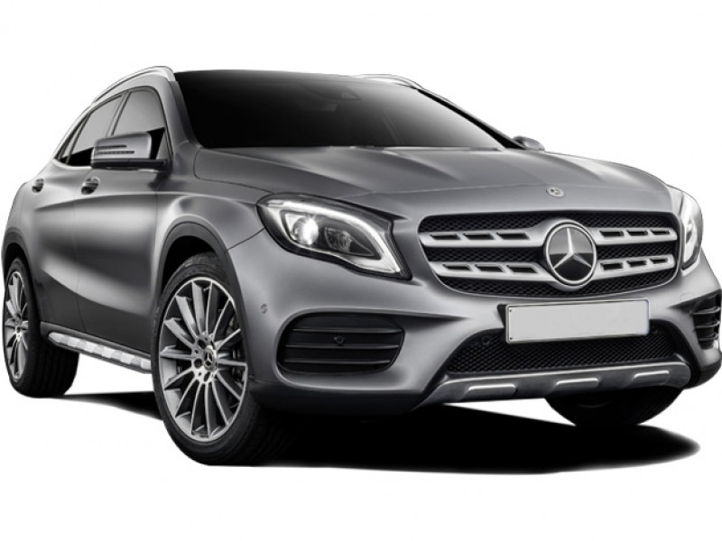 Mercedes GLA Class Car Hire Deals
