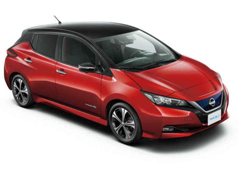 Nissan  Leaf Electric Automatic Car Hire Deals