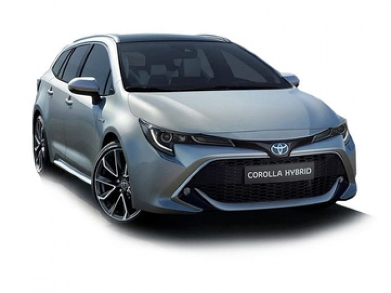 Toyota Corolla Hybrid Estate Car Hire Deals