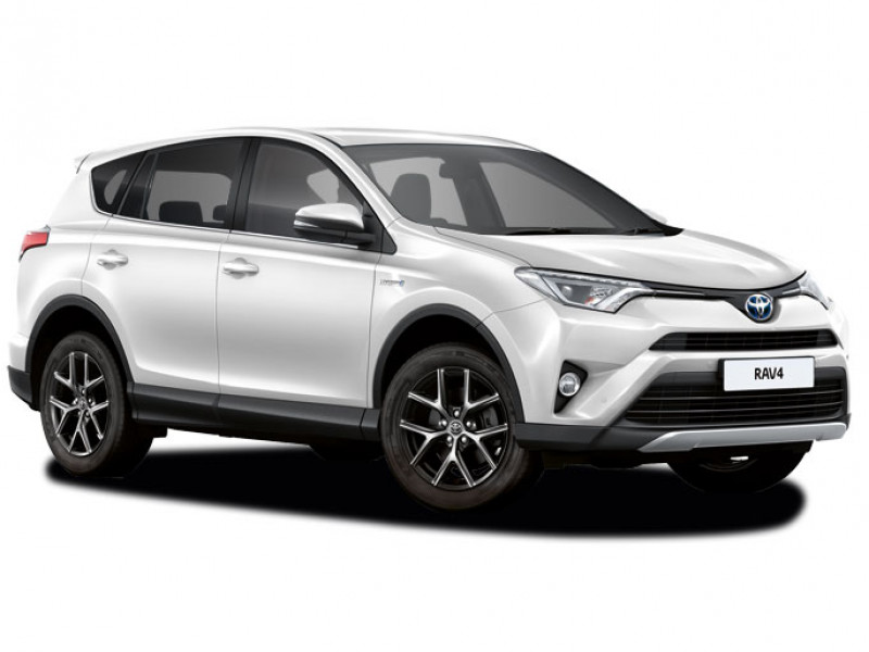 Toyota Rav4 Car Hire Deals