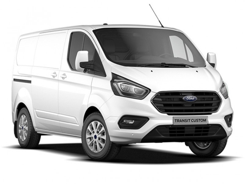 Ford Transit Custom Limited Car Hire Deals