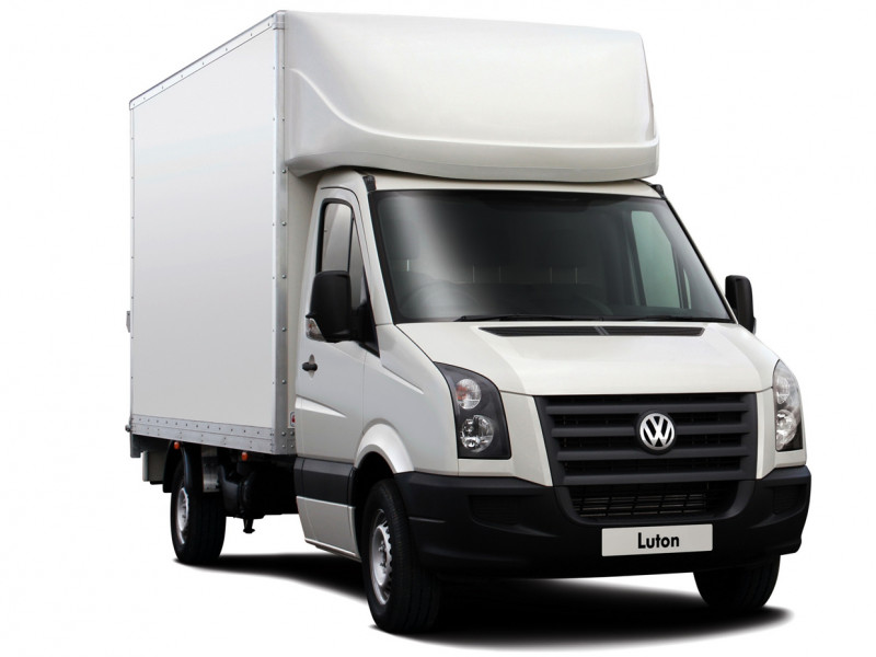 Volkswagen Crafter Luton With Tail Lift Car Hire Deals