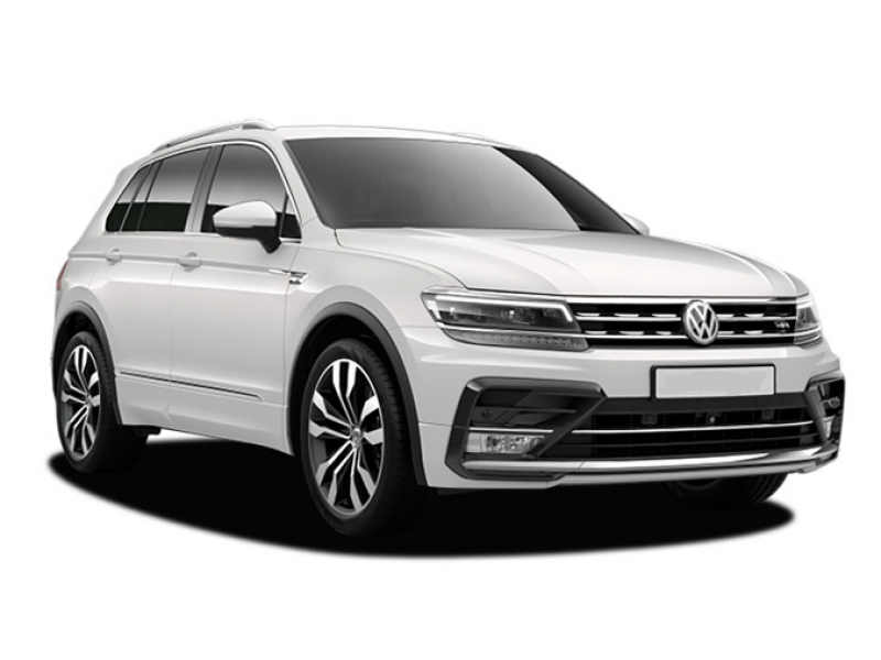 Volkswagen Tiguan Car Hire Deals
