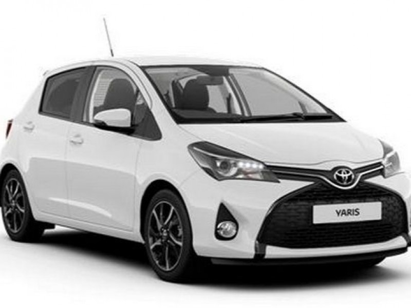 Toyota Yaris Car Hire Deals