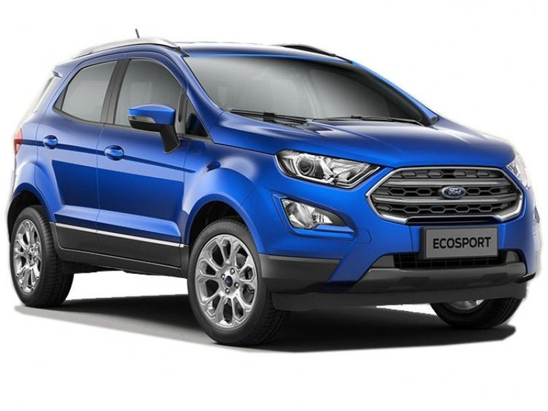 Ford Ecosport Car Hire Deals