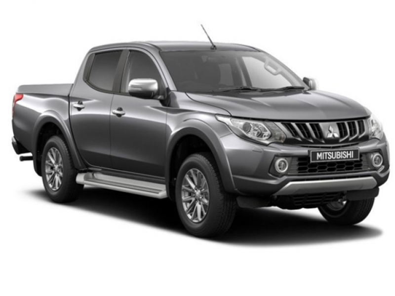 Mitsubishi L200 D/Cab 4WD Car Hire Deals