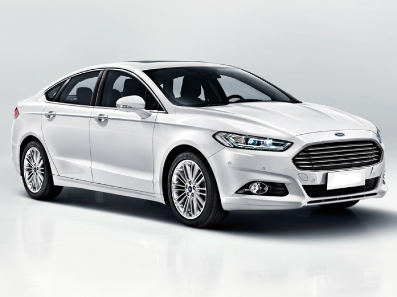 Ford Mondeo Car Hire Deals