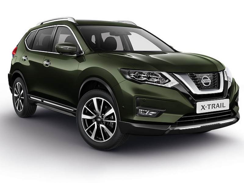 Nissan X-Trail Car Hire Deals