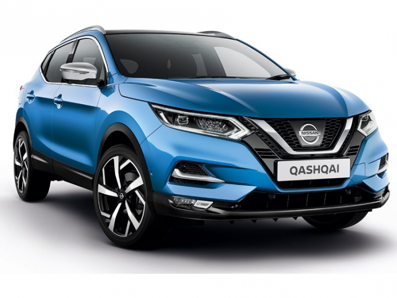Nissan Qashqai Car Hire Deals