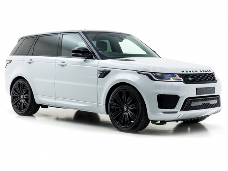 Range Rover Car Hire Deals