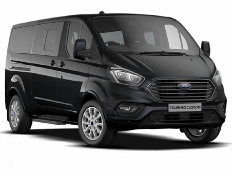 Ford Transit Custom Tourneo 9-Seater Car Hire Deals